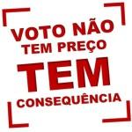 campanha_voto não tem preço tem consequencia_eleições_2012_1A